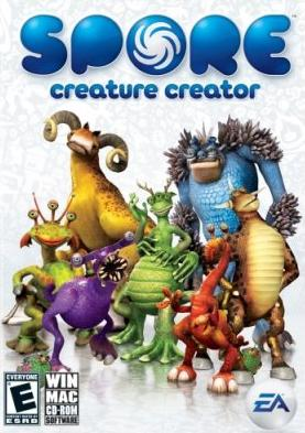 Descargar Spore Creature Creator [English] por Torrent